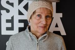Inger Westman [Photo By Linn Lundström]