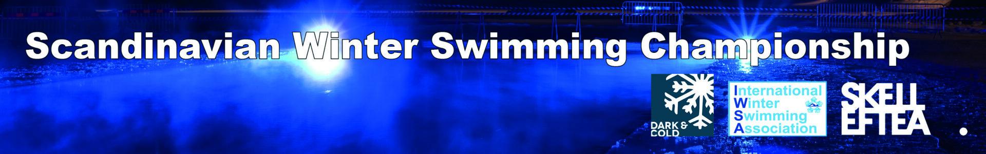 Scandinavian Winter Swimming Championship 2021